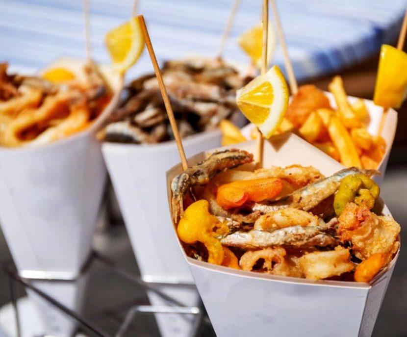 Pozzuoli, 3 giorni di gusto con l'International Street Food