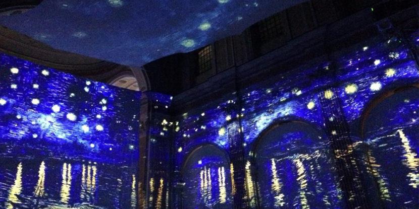 """""""The Immersive Experience"""", Viaggio in 3D nell'arte di Van Gogh a Napoli, mostra prorogata fino al 13 Maggio"""