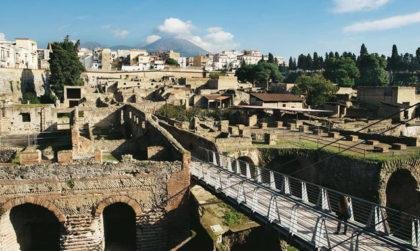 Ercolano, riaprono tre domus e le Terme