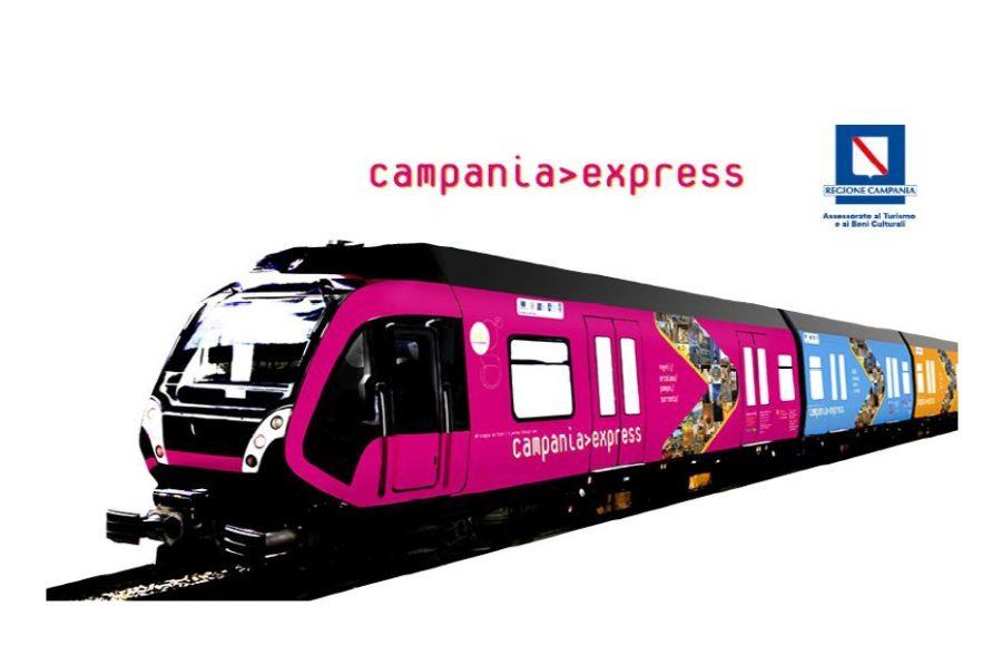 Campania Express – il treno da Napoli a Sorrento