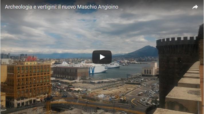 Archeologia e vertigini: il nuovo Maschio Angioino