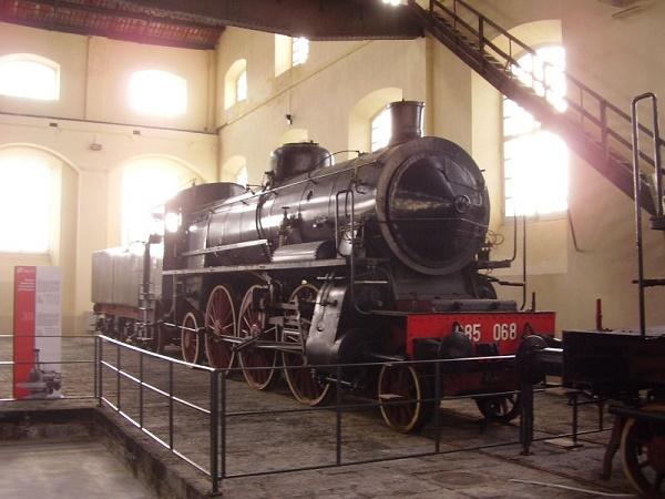 1° Maggio al Museo Ferroviario di Pietrarsa