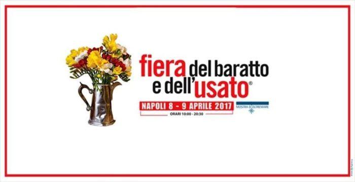42esima edizione Fiera del Baratto e dell'Usato. 8-9 Aprile alla Mostra d'Oltremare