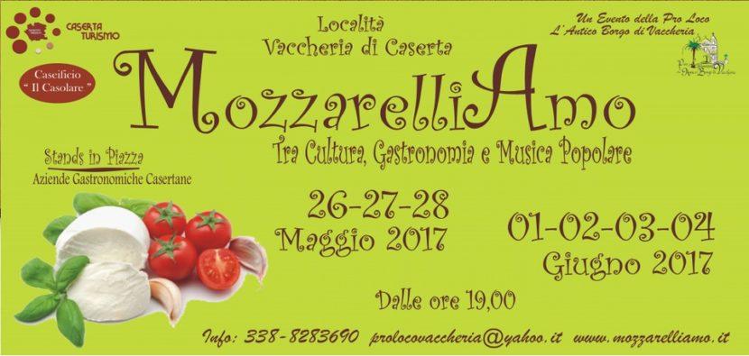 """""""MozzarelliAmo"""", la grande festa del latticino"""