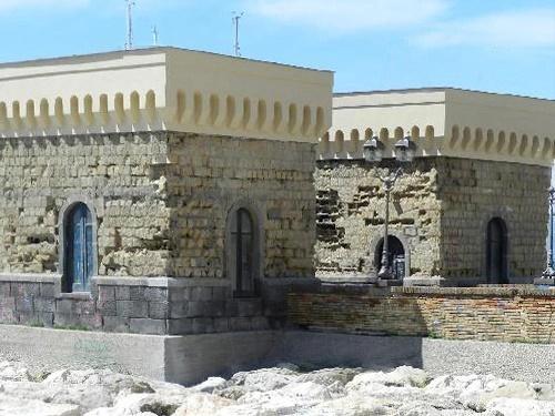 Napoli: iniziano i lavori di restauro dei torrini a Castel dell'Ovo
