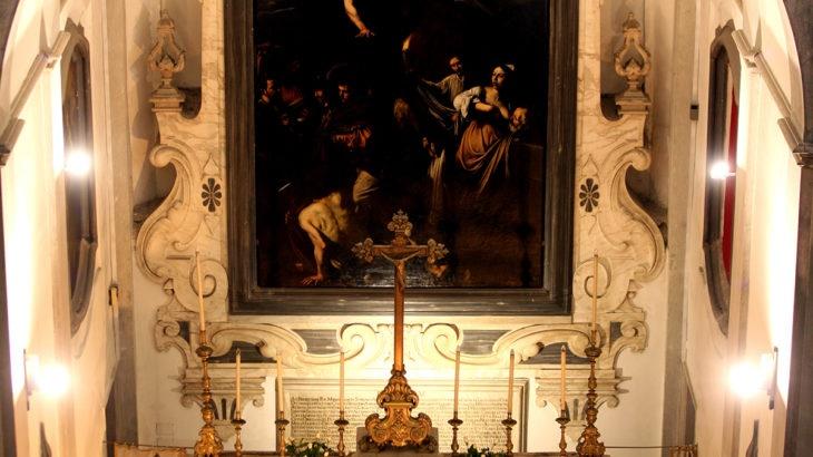 Arte e alta cucina: lo chef Gennarino Esposito al Pio Monte della Misericordia