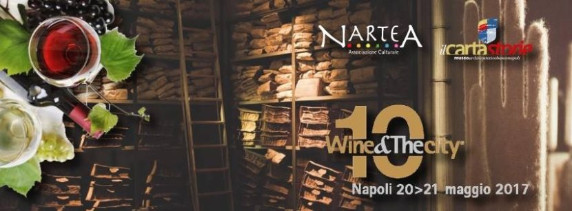 Wine&TheCity al Museo dell'Archivio Storico del Banco di Napoli