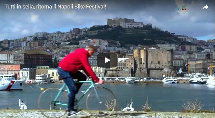 Tutti in sella, ritorna il Napoli Bike Festival!