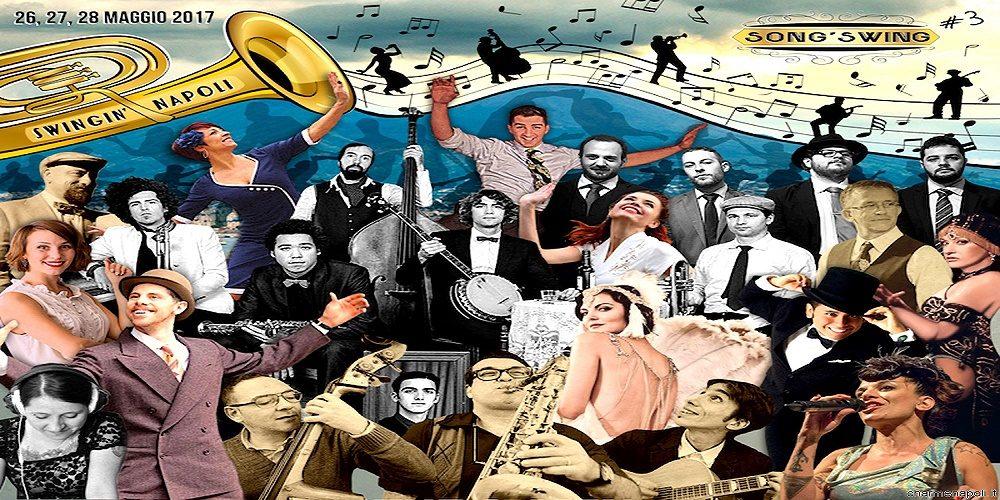 """Dal 26 al 28 Maggio: """"Song' Swing"""", Il Festival interamente dedicato allo swing"""