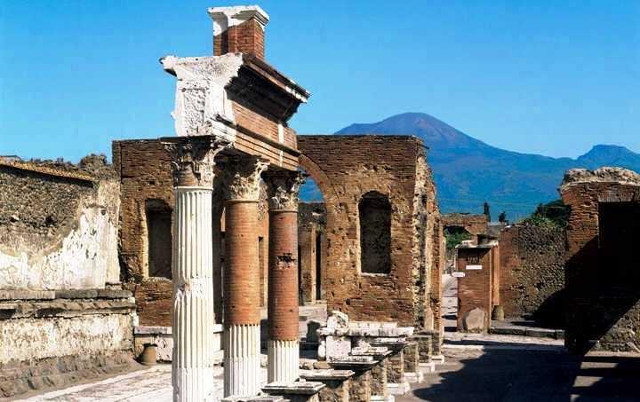 La Pompei più antica ritorna alla luce