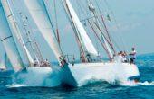 Le Vele d'Epoca a Napoli 2017: tra regate, Coastal Rowing e serate al Borgo Marinari