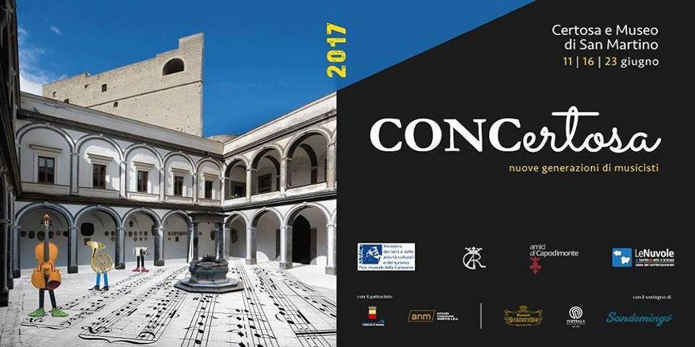 Certosa e Museo di San Martino – CONCertosa 2017