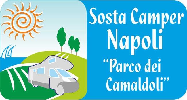 """Area attrezzata sosta camper """"Parco dei Camaldoli"""""""