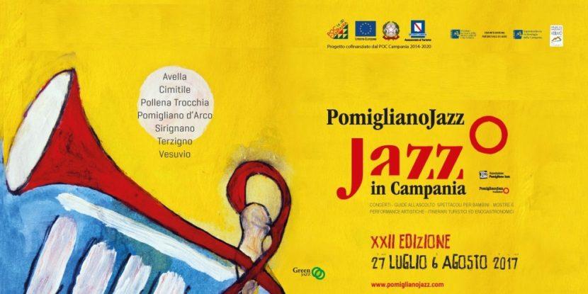 Musica ed Arte con la XXII Edizione del Pomigliano Jazz in Campania