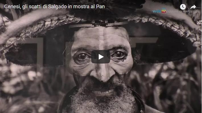 Genesi, gli scatti di Salgado in mostra al Pan