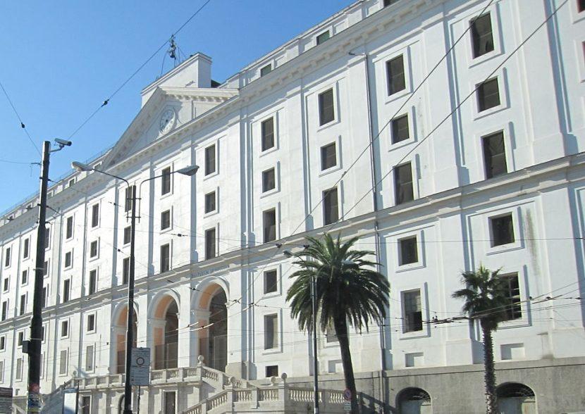 Palazzo Fuga: apre un centro per i senza fissa dimora