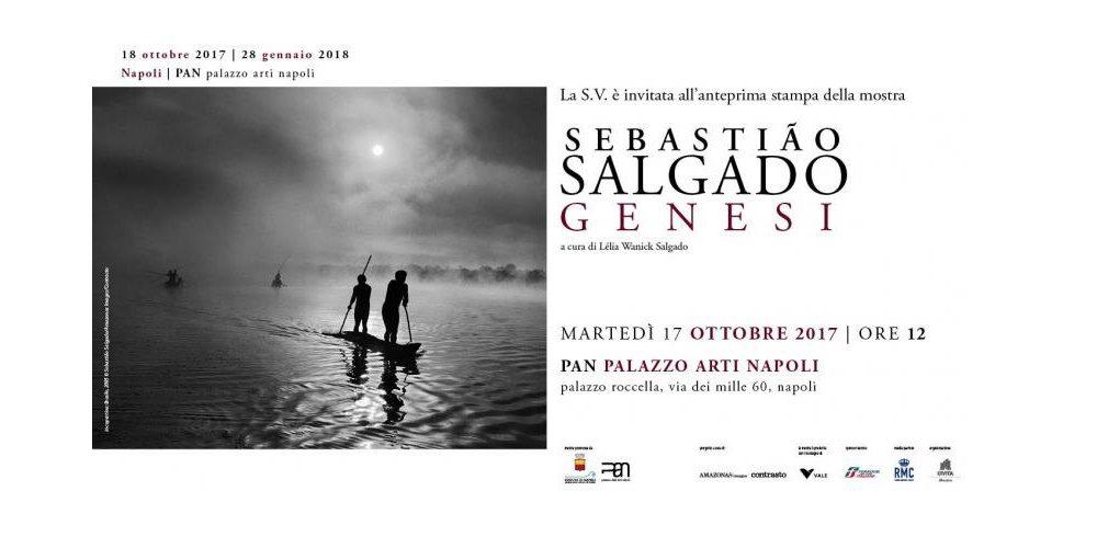Sebastiao Salgado (Genesi) – Mostra fotografica al PAN