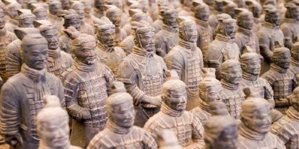 L'esercito di Terracotta e il primo imperatore della Cina – Mostra prorogata fino al 5 agosto 2018