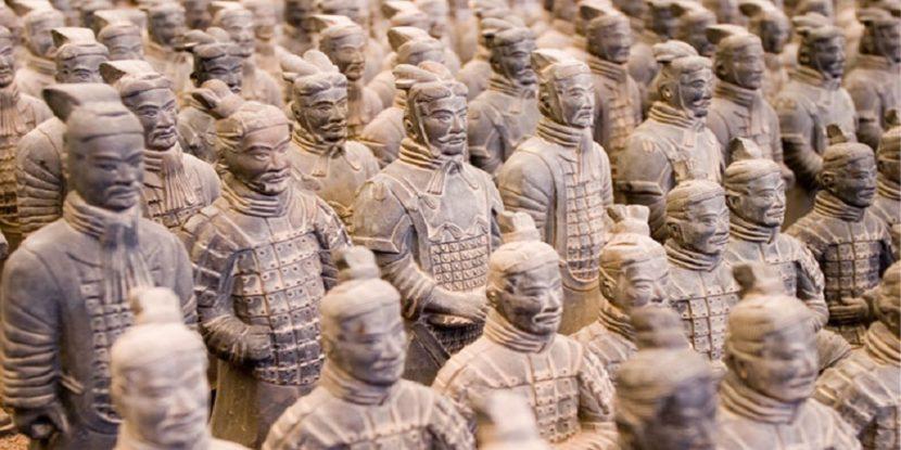 L'esercito di Terracotta e il primo imperatore della Cina – Mostra internazionale a Napoli