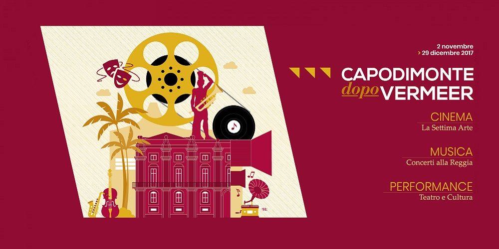 Capodimonte dopo Vermeer – Cinema, Musica e Performance alla Reggia