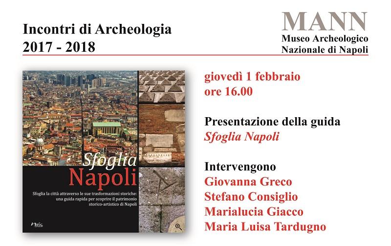 Naus Editoria – Incontri di Archeologia (Presentazione al MANN)
