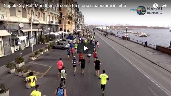 Napoli City Half Marathon, di corsa tra storia e panorami in città