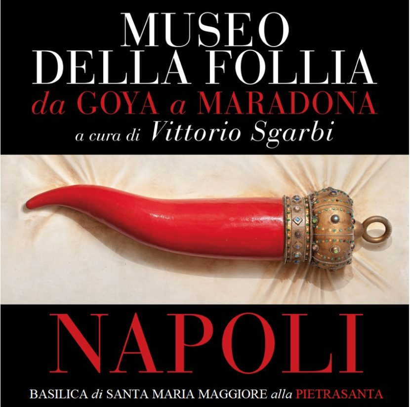 Follia ed arte si incontrano a Napoli