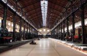 Museo Nazionale Ferroviario di Pietrarsa - Mostra dedicata alla prima linea ferroviaria italiana