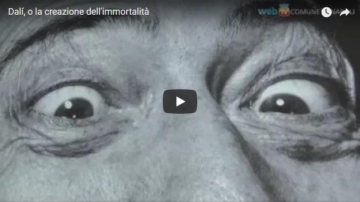 Io Dalí, la creazione dell'immortalità