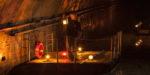 Galleria Borbonica, visita guidata notturna in zattera sabato 17 novembre 2018