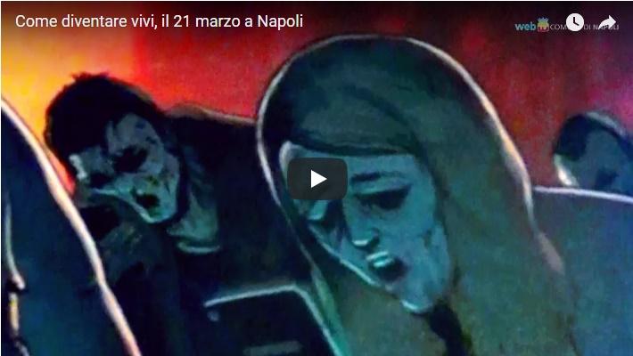 Come diventare vivi, il 21 marzo a Napoli