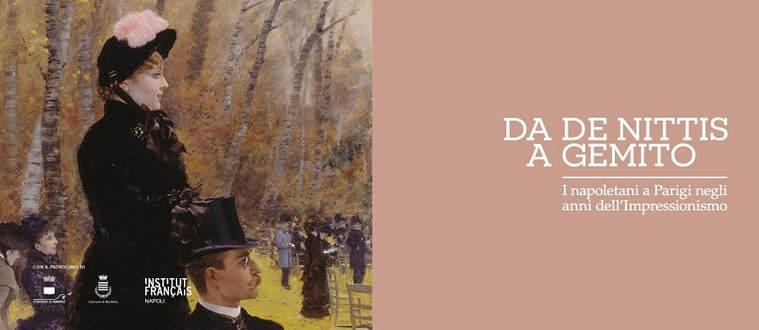 Da De Nittis a Gemito: L'arte napoletana nel segno di Parigi negli anni dell'impressionismo