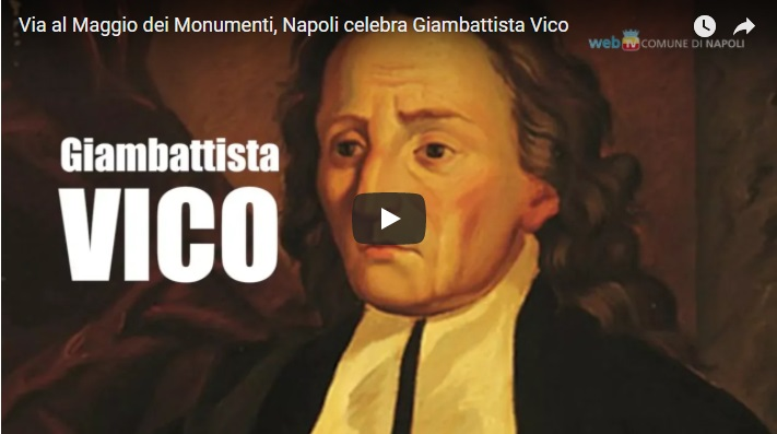 Via al Maggio dei Monumenti, Napoli celebra Giambattista Vico