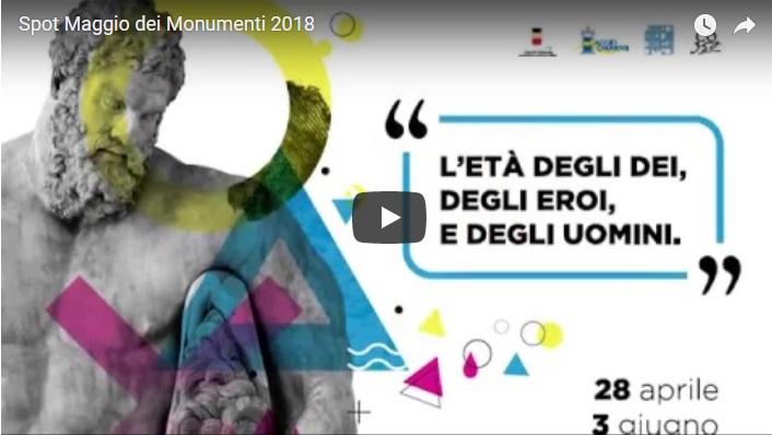 Spot Maggio dei Monumenti 2018