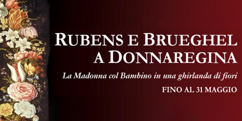 """Museo di Donnaregina, prorogata fino al 31 maggio la celebre """"Madonna col Bambino"""" di Rubens e Brueghel"""