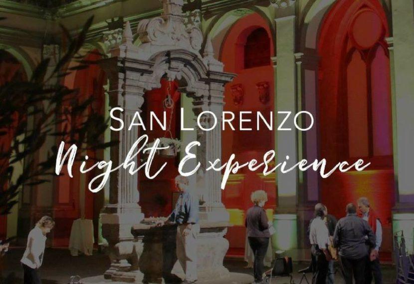 San Lorenzo Night Experience: Visita guidata, Concerto, Aperitivo