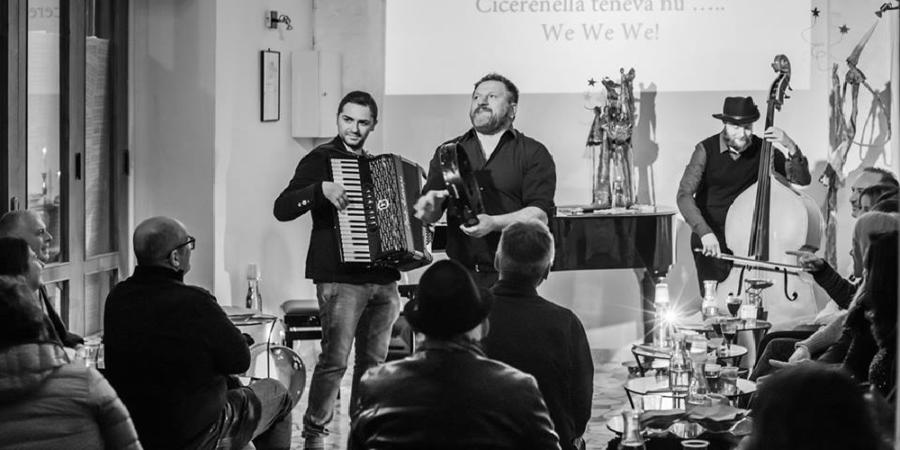 """""""Napulitanata – Traditional Music Concerts"""", da mercoledì 13 a sabato 16 novembre 2019"""
