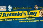 Chiostro di San Lorenzo Maggiore - 5^ Ediz. Sant'Antonio's Day