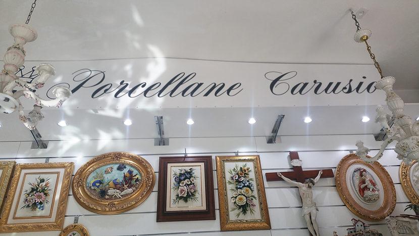 Porcellane di Capodimonte – Laboratorio Artigianale di Giovanni Carusio