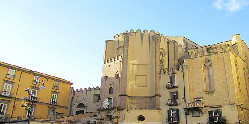 Estate a Napoli 2020 – San Domenico / Piazza d'arti