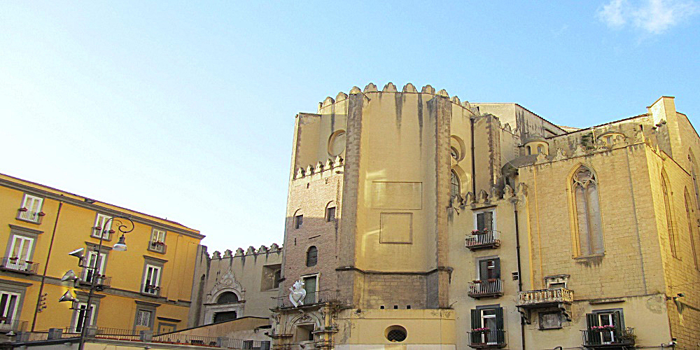 Estate a Napoli 2020 – San Domenico / Piazza d'arti