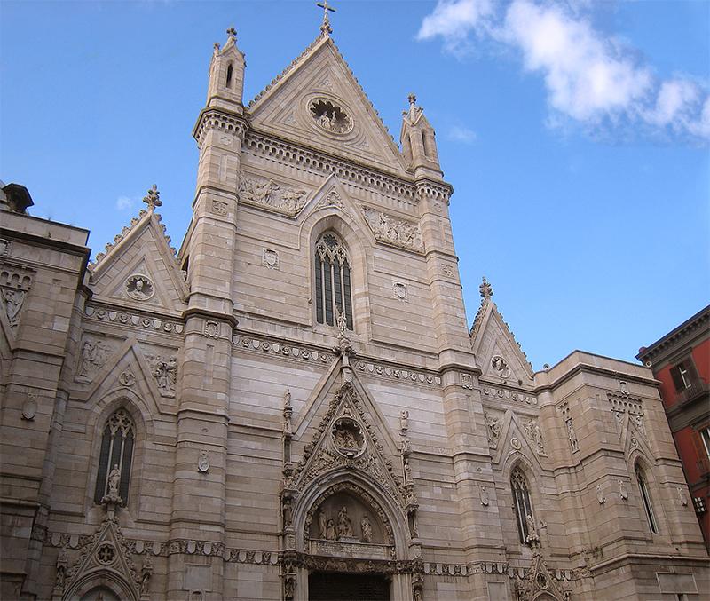 Terrazza Del Duomo Di Napoli Apertura Al Pubblico A Natale