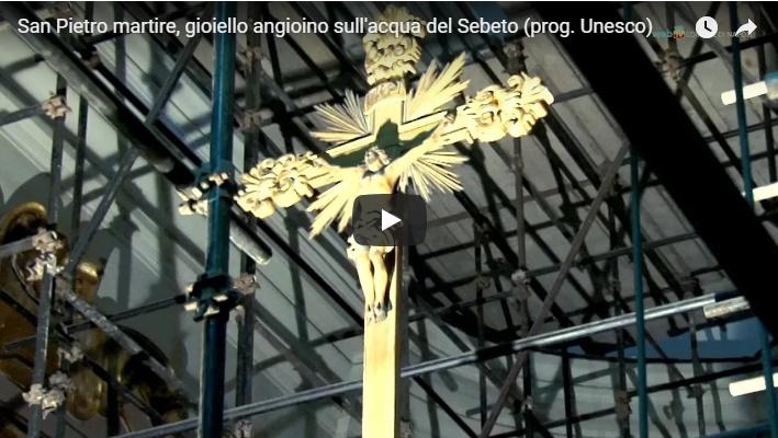 San Pietro martire, gioiello angioino sull'acqua del Sebeto (prog. Unesco)