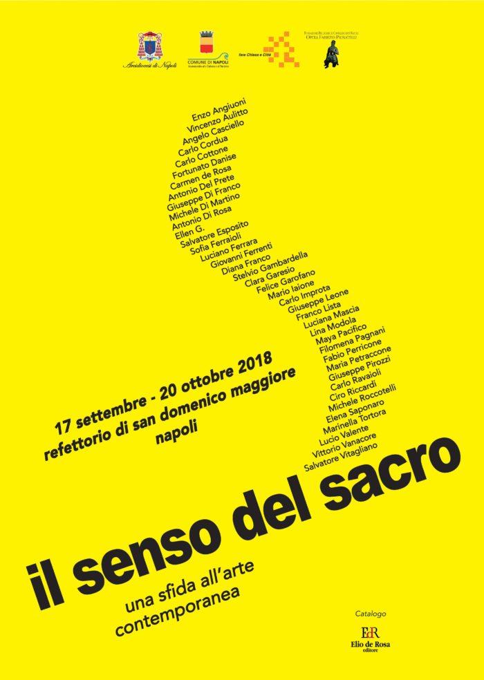 """""""Il Senso del Sacro"""", Mostra d'arte contemporanea – Convento di San Domenico Maggiore"""