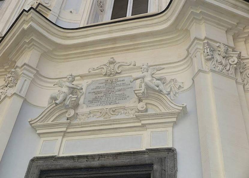 Progetto UNESCO: dopo 40 anni rinasce la chiesa di Santa Maria della Colonna