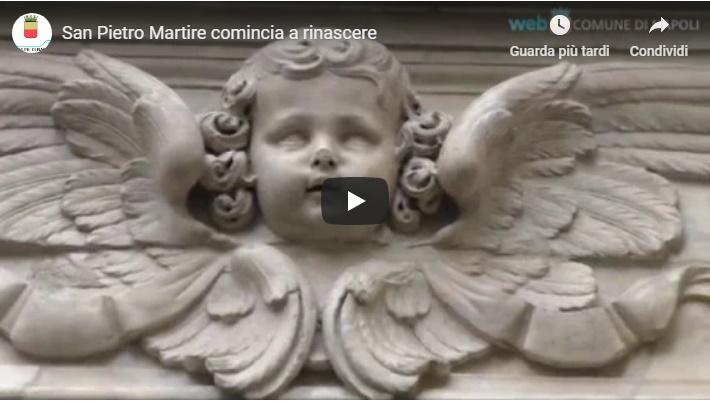 San Pietro Martire comincia a rinascere