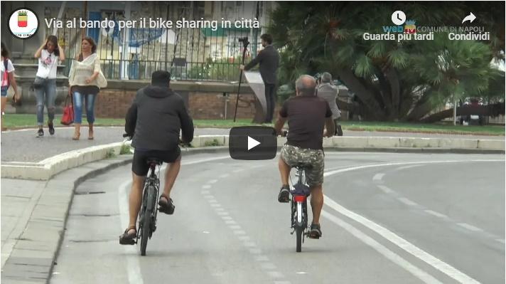 Via al bando per il bike sharing in città