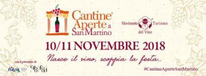 Cantine aperte a San Martino 2018, degustazioni di vino a Napoli e in Campania