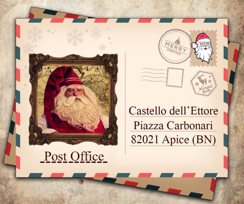 Mercatino di Natale 2018 – Castello dell'Ettore – Borgo Fantasma di Apice Vecchia (BN)