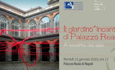 """""""Il Giardino Incantato di Palazzo Reale – A Levante del Sole"""" – Spettacolo di danza di Janet Park"""